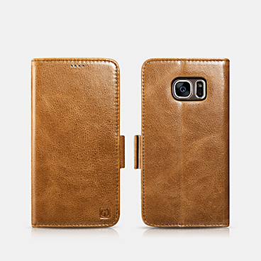 Silmarillion Leather Detachable 2 in 1 Wallet Folio Case For SAMSUNG Galaxy S7
