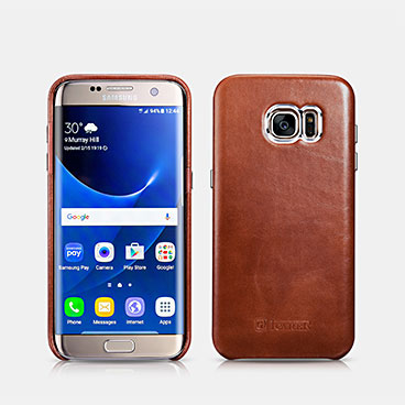 Vintage Back Cover Series For SAMSUNG Galaxy S7 edge