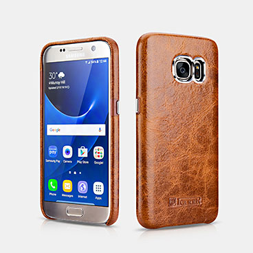 Oil Wax Back Cover Series For SAMSUNG Galaxy S7