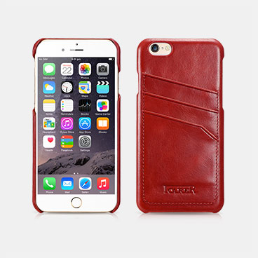 Vintage Card-slot Back Cover Series For iPhone 6/6S