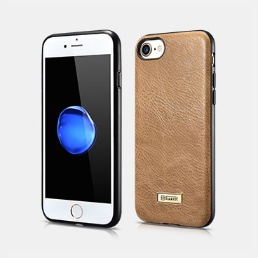 Shenzhou Leather Fashional Back Case For iPhone 7/8