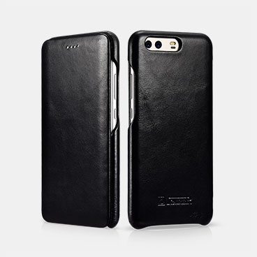 HUAWEI P10 Leather Curved Edge Case