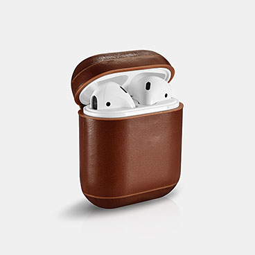 Vintage Leather AirPods Protective Case