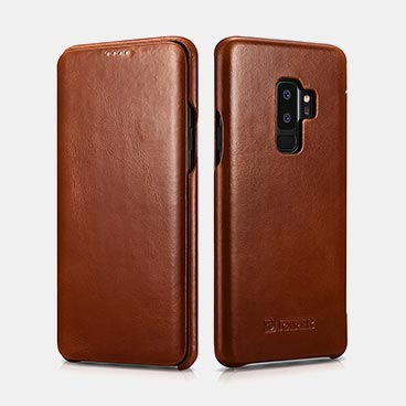 Samsung  S9 Plus Curved Edge Vintage Series