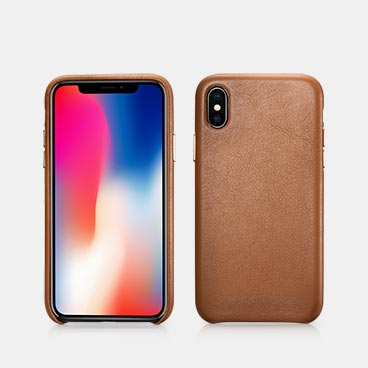 iPhone X/XS/XS Max Original Genuine Leather Case