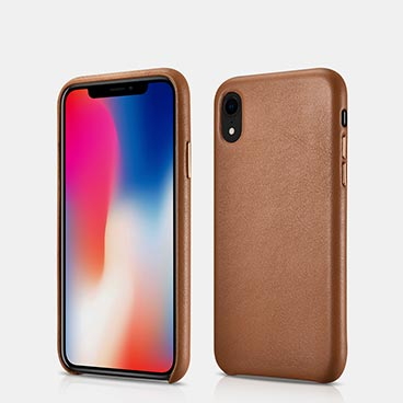 iPhone XR Original Genuine Leather Case