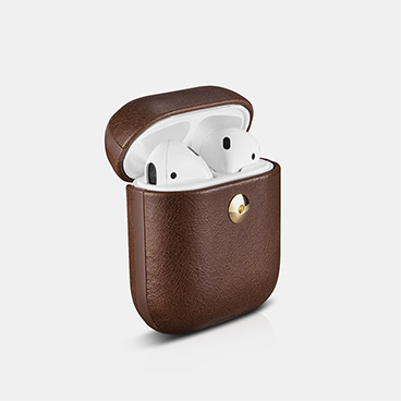 Crazy Horse Leather Airpods Case Detachable Series New