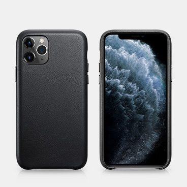 iPhone 11 Pro Real Leather Back Cover(5.8 inch)