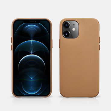 iPhone 12&12 Pro Original Real Leather Back Cover(6.1  inch)